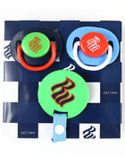 Misc. - 3 PACK PACIFIERS (NEWBORN)