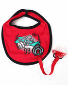 Boys - BIB & PACIFIER (NEWBORN)