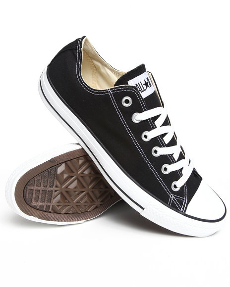 Converse Men Black Chuck Taylor All Star Core Sneakers