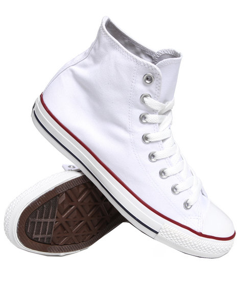 Converse - Men White Chuck Taylor All Star Core Sneakers