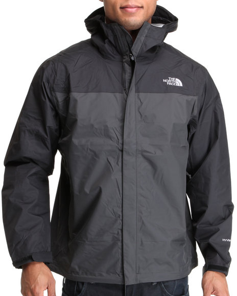 The North Face Men Grey Venture Jacket