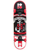 "Plan B - Sheckler Crest mini 7.625"" Complete Skateboard"