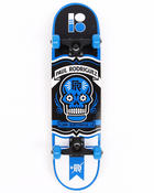 "Plan B - P-Rod Crest Mini 7.5"" Complete Skateboard"
