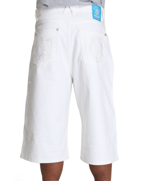 - Citizen Cotton Twill Shorts