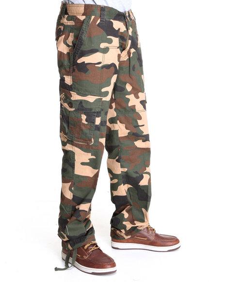- Striker Military Camo Cargo Pant