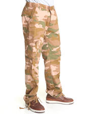 Pants - Striker Military Camo Cargo Pant