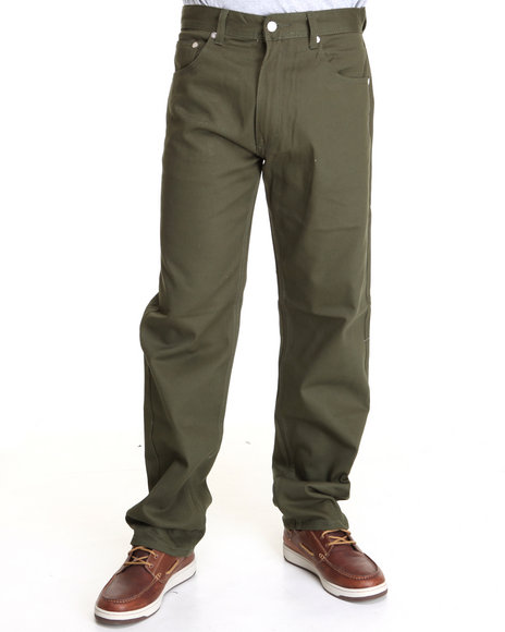 - Culture Color Twill Pant