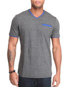 MO7 - Trim detail V-neck tee