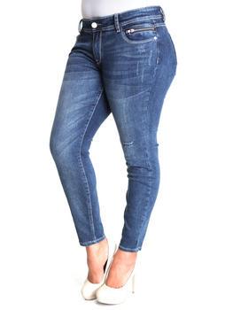 Green Skinny Jeans For Women