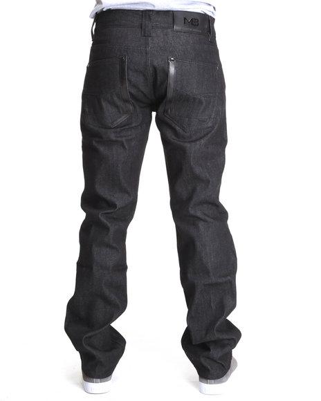 Pelle Pelle by Marc Buchanan Men Black The Marc Buchanan Denim Jeans