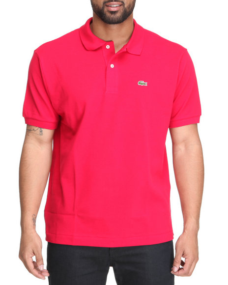 Lacoste Red S/S Classic Pique Polo