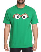 Men - SESAME STREET OSCAR THE GROUCH EYES TEE