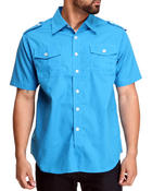 Men - Glory S/S Button Down Shirt