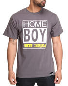 Men - Home Boy Tee