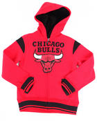 Boys - Chicago Bulls Hoody (8-20)