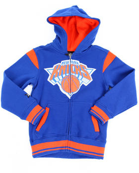 NBA MLB NFL Gear - New York Knicks Hoody (8-20)