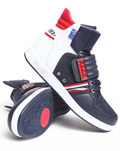 COOGI Men Navy Monaco 2 Hightop Sneaker