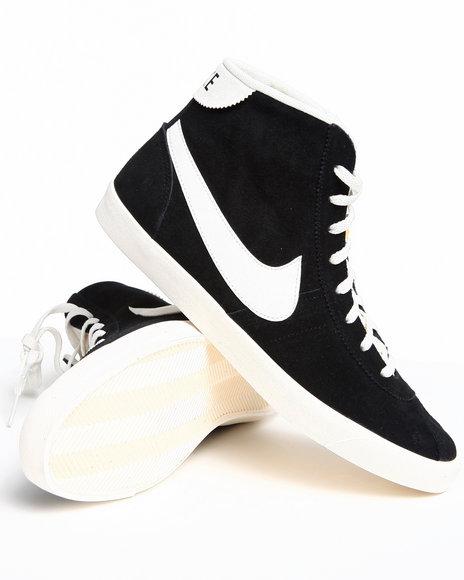 Nike Women Black Wmns Bruin Lite Mid Sneakers