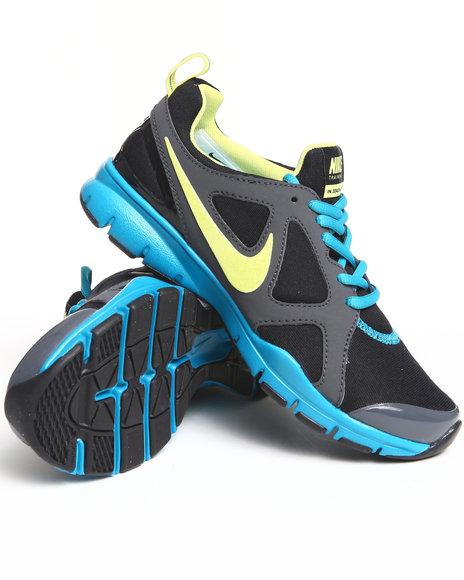 Nike Women Black Wmns Nike In Season Training Sneakers