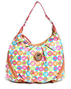 Women - Rainbow Apple Core Hobo