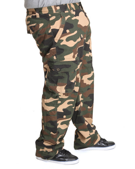 - Striker Military Camo Cargo Pant (B&T)