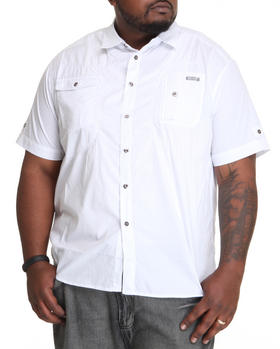 MO7 - Solid Classic Button down shirt (B&T)