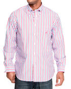 Nautica - Poplin Multi Strip Button Down