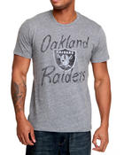 Junk Food - Oakland Raiders gameday triblend tee