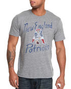 Men - New England Patriots gameday triblend tee