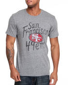 Junk Food - San Francisco 49ers gameday triblend tee