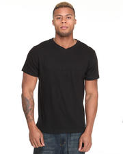 Men - Prep V Neck Tee