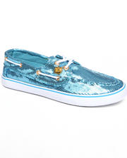 Women - Bonina Sequin Deck Sneaker