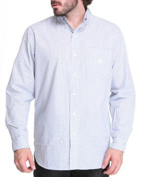 Chaps - Sullivans Tattersall L/S Button down shirt