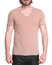 Black Friday Shop - Men - Crystal wash v-neck shirt