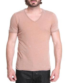 M.O.D. - Crystal wash v-neck shirt