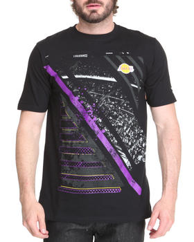 NBA, MLB, NFL Gear - Los Angeles Lakers Geometric tee