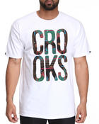 Crooks & Castles - Regalia Tee