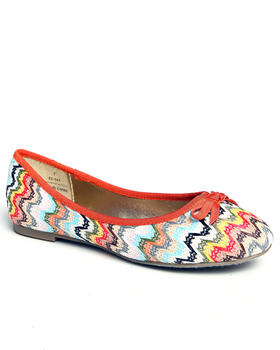 Fashion Lab - Woven Flat w/bow