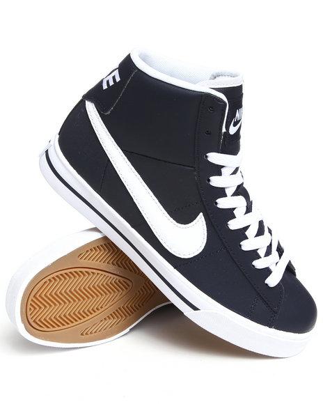 Nike Men Navy Sweet Classic High Sneakers
