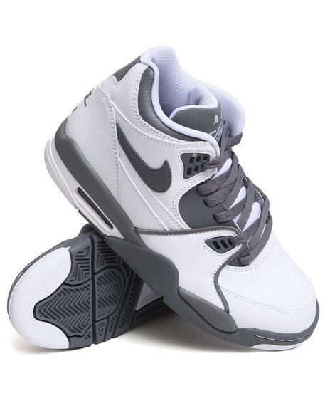 Nike Men White Air Flight 89 Sneakers