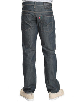 Levi's - 514 Slim Straight Fit Hardcase Rinsed Playa Jeans