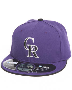 New Era - Colorado Rockies Alternate 2 5950 Fitted Hat