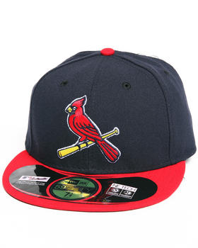 New Era - St. Louis Cardinals Alternate 2 Authentic 5950 Fitted Hat