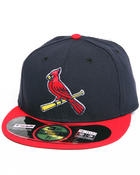 Hats - St. Louis Cardinals Alternate 2 Authentic 5950 Fitted Hat