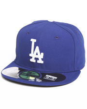 New Era - LA DODGERS GAME AUTHENTIC 5950 FITTED CAP