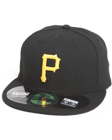 New Era - Pittsburgh Pirates Game Authentic 5950 Fitted Hat