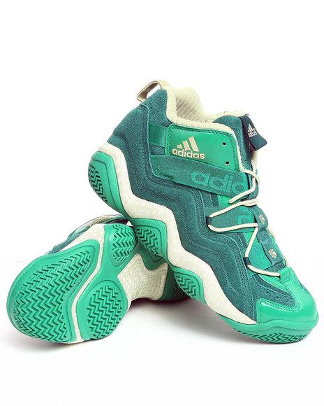 Adidas Men Green Top Ten 2000 Sneakers