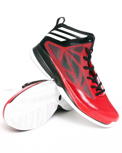 Adidas Men Red Crazy Fast Sneakers