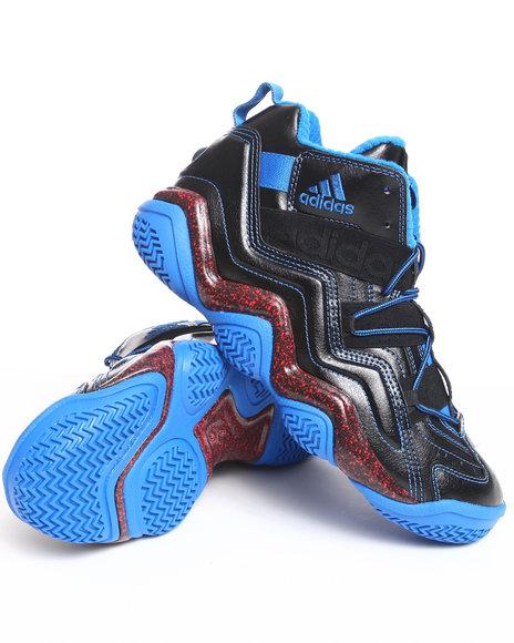 Adidas Men Black Top Ten 2000 Sneakers