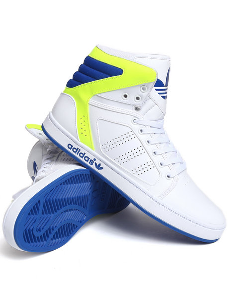 Adidas Men White Adi High Ext Sneakers